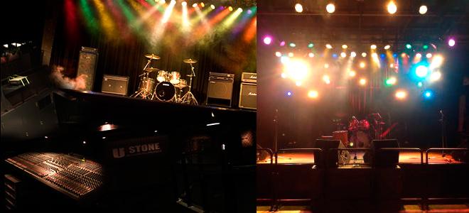 滋賀 ライブスペース U★STONE